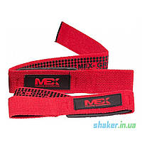 Лямки Pro Lift Lifting Straps Red