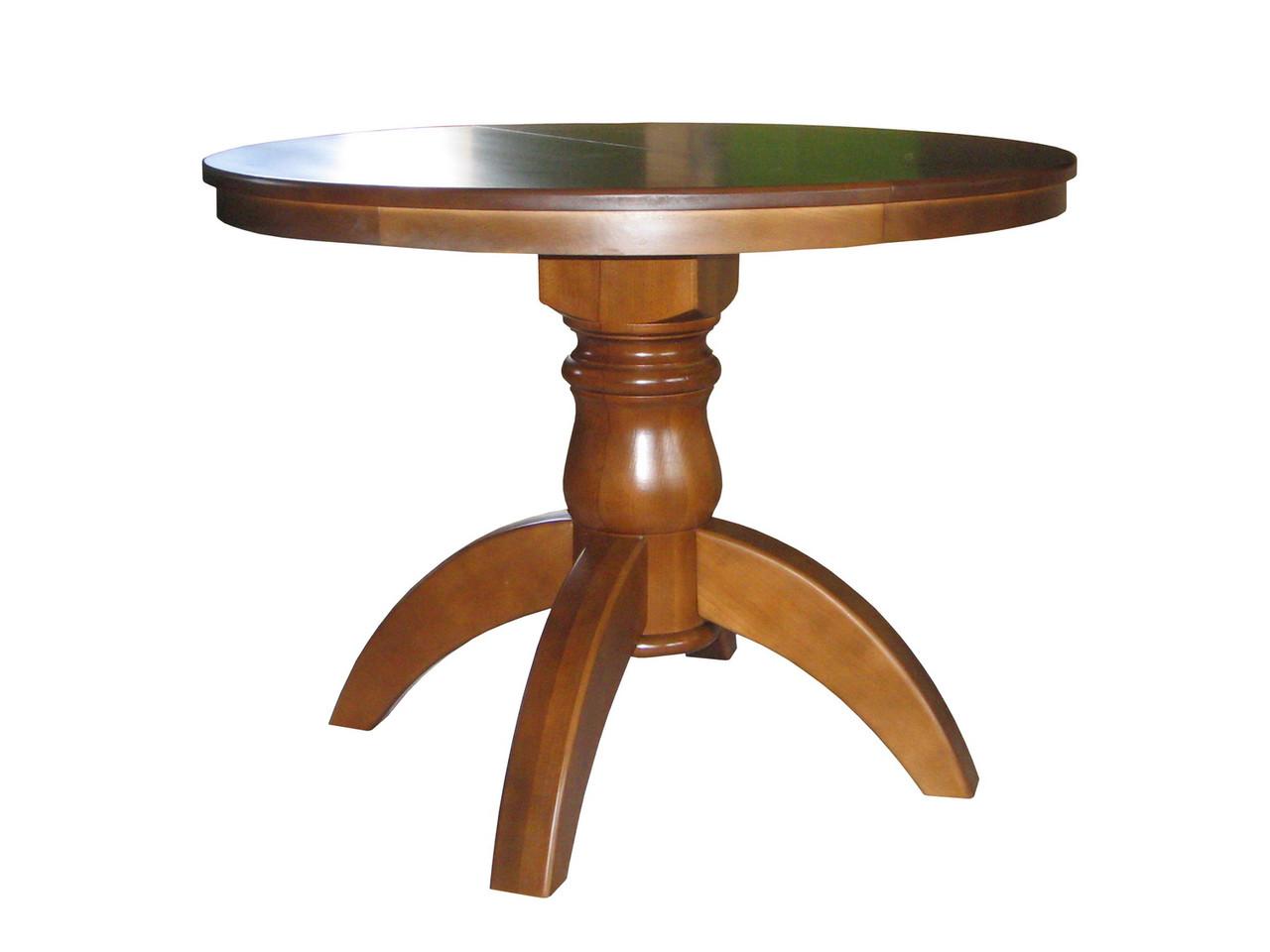 Круглый раскладной стол Виктория Н (1000/1400-1000)