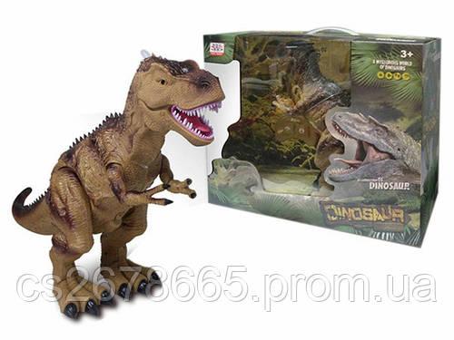 Динозавр Р/У свет звук WS5332