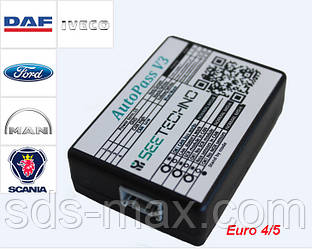 Оригинальный эмулятор мочевины SCR Euro-5 для Volvo, Renault, Ford...