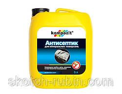 Антисептик для минеральных поверхностей Kompozit 0.75 л Антисептик для минеральных поверхностей, Kompozit