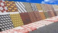 Тротуарная плитка всех видов