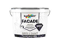 Краска фасадная FASAD LUXE 7 кг , Kompozit