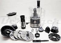 Кухонний комбайн BERLINGER MAX 1200W + міксер+блендер
