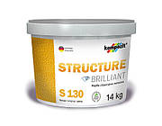 Фарба структурна Kompozit S130 4 кг