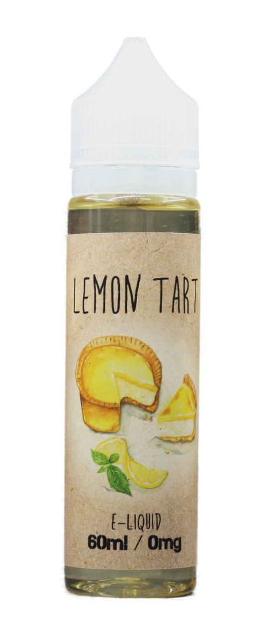 Steam Brewery Lemon Tart - 60 мл VG/PG 70/30 1.5