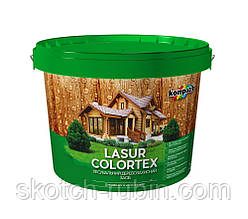 Лазурь для древесины Kompozit COLORTEX 0,9 л бесцветный