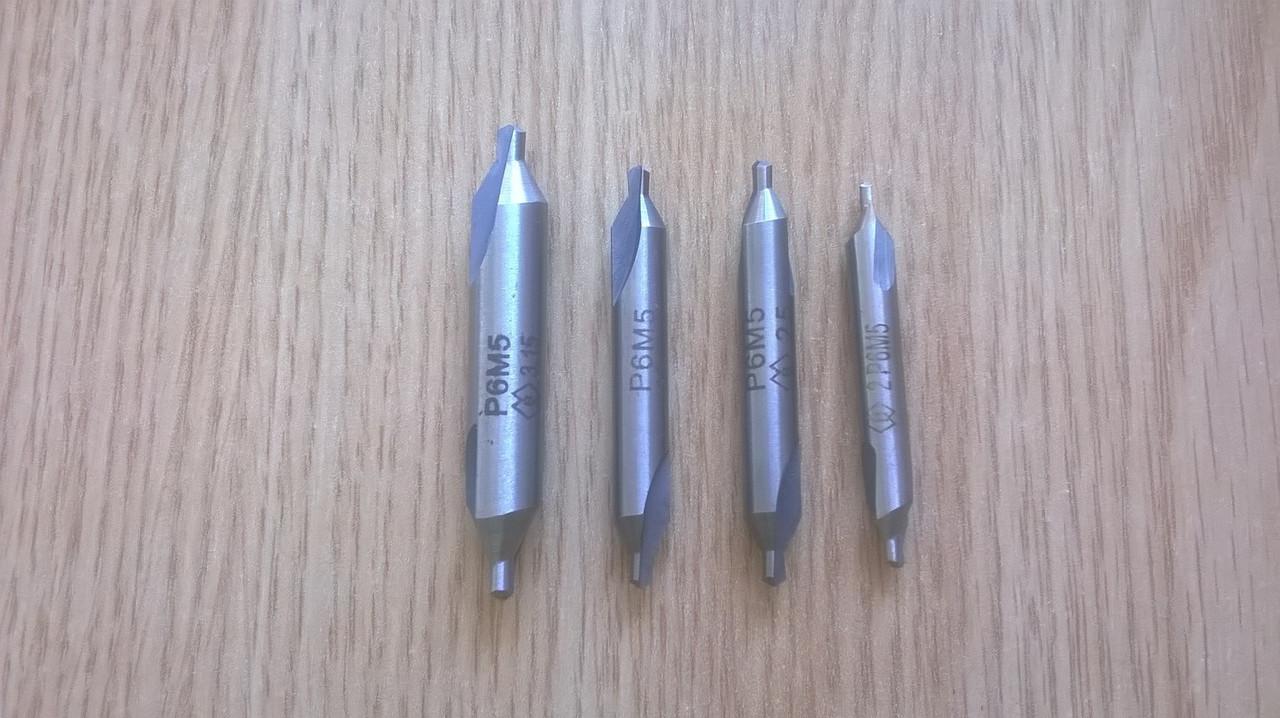 Сверло центровочное ф 1.6 мм Китай