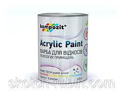 Краска для откосов Kompozit 0.8 л