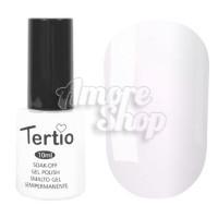Гель-лак Tertio №032 (белый, эмаль), 10 мл
