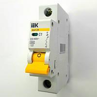 IEK автоматический выключатель 1 полюс 1А