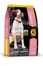 Корм NUTRAM (Нутрам) Sound Balanced Wellness Puppy холистик для щенков с курицей, 2,72 кг