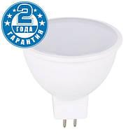 Светодиодная лампа DELUX JCDR 5Вт 2700K 220В GU5.3 (90001292)
