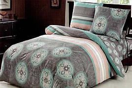 Двуспальный комплект постельного белья (ранфорс)