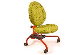 Детское кресло Эрго ткань Green-2, RAL-2004 (ТМ-Понди)