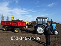 Тракторный прицеп 2ПТС 4