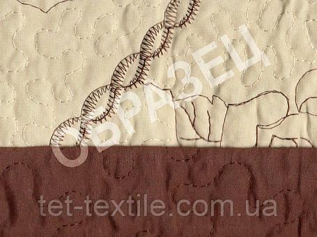 Покрывало стеганое печворк Expo Trade, фото 2