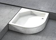 Aquaform STANDARD Полукруглый поддон R500 на полистирольной основе