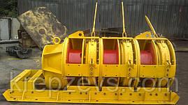 Лебедка скреперная 10ЛС-2СМА