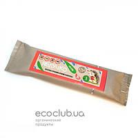 Яблочко фруктово-ореховый батончик в шоколаде для детей Живая Кухня 35г