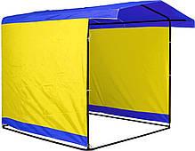 """Палатка для торговли 2х2 м """"Люкс"""". Бесплатная доставка!, фото 3"""