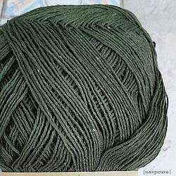 Вивчари Этно-коттон 1200, цвет 027 хаки