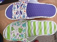 Тапочки женские цветные, фото 1