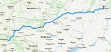 Квартирный Переезд из Ужгорода в Пензу. Перевозка Личных Вещей из Украины в Россию.