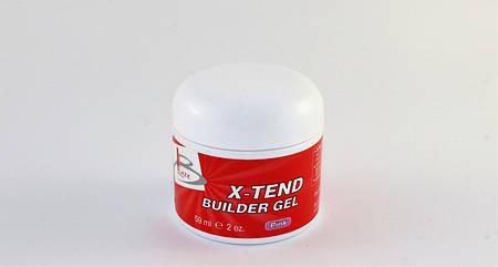 BLAZE X-Tend Builder Gel - УФ гель конструирующий средний, Clear Pink, 59 мл