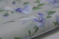 Обои на стену, винил на флизелине, цветы 9080-27, пара 9090-17, 1,06*10м, фото 3