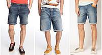 Джинсовые и тканевые мужские шорты: подготовка к лету