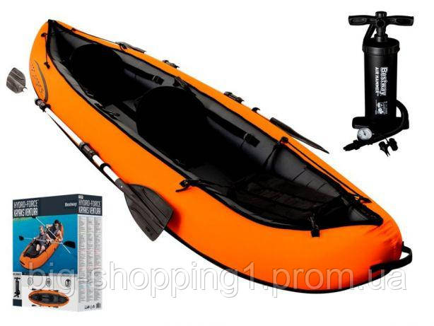 Каяк, байдарка, каное фірми Bestway VENTURA 65052