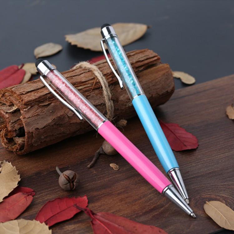 Ручка с диамантами