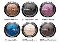 Тени для век Rimmel Magnif'Eyes Mono Eyeshadow 002 Chocolate Mania Оригинал