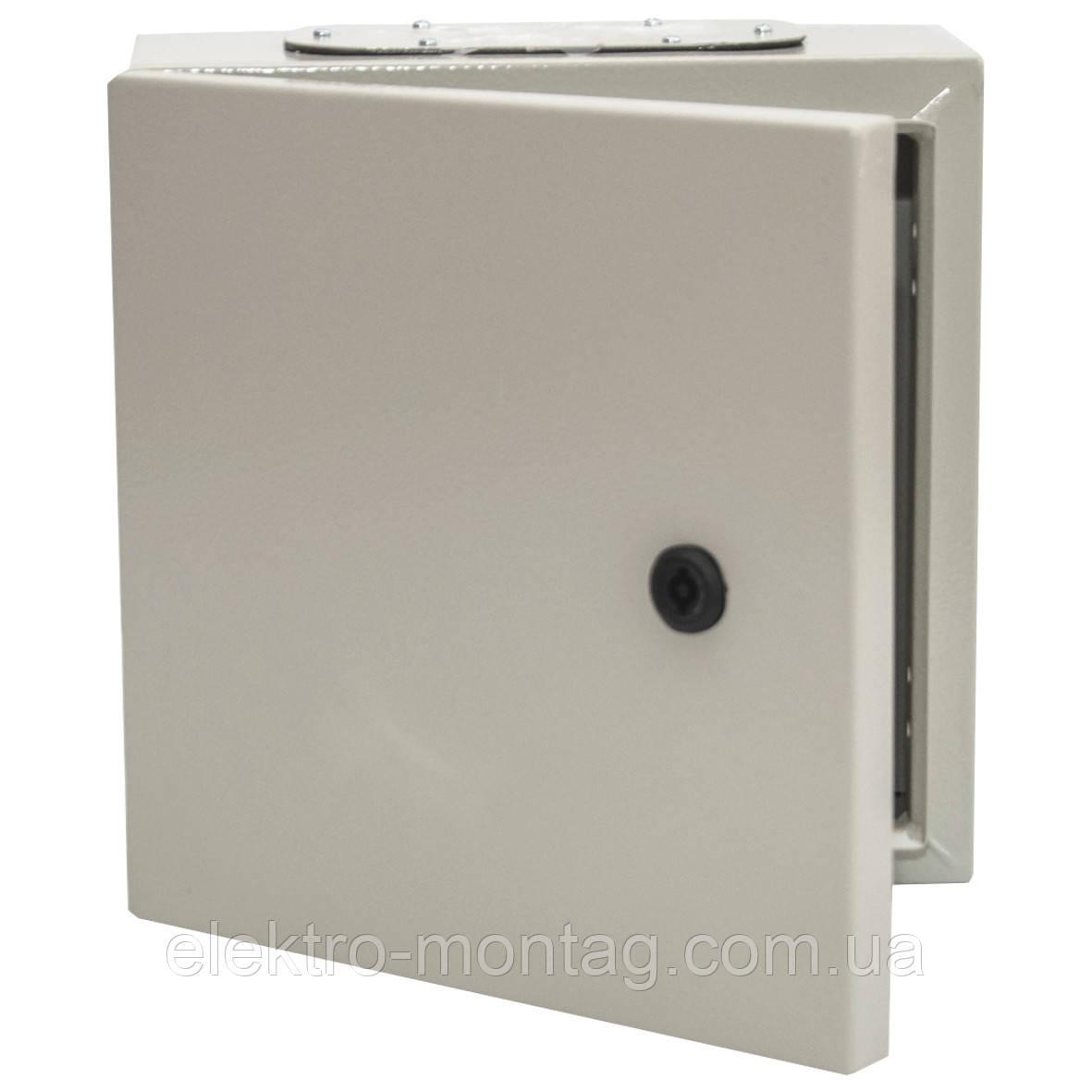 Шкаф электротехнический | YM 00 IP54