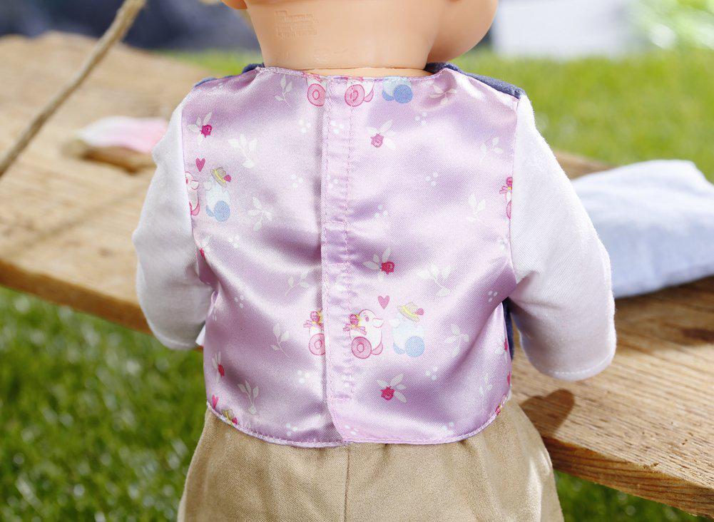 Одежда для кукол Беби Борн Baby Born костюм для мальчика Баварский Новинка  2018 Zapf Creation 824511 7fd9a6999a898
