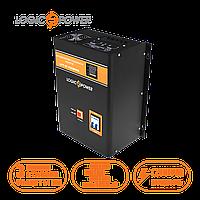 Релейный стабилизатор напряжения  LPT-W-12000RD ЧЕРНЫЙ (8400W)