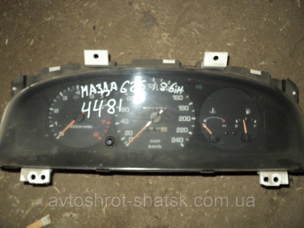 Приборная панель Mazda 626 GE