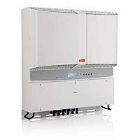 Инвертор АBВ PVI-10,0-TL-OUTD-FS (10 кВт, 3 фазы /2 трекера)