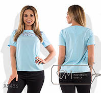 Блузка женская ,батал р.48,50,52,54  Фабрика Моды XL