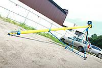 Шнековый погрузчик (транспортер, конвейер, шнек) Ø130*10000*380В, фото 1