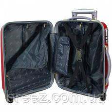Чемодан сумка 882 XXL большой салатовый, фото 3