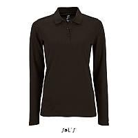 Рубашка поло с длинным рукавом PERFECT LSL WOMEN ( женские рубашки )