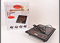 Плита индукционная 2000 Вт WIMPEX WX 1321, плита индукционная, настольная плита