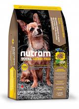 Корм NUTRAM (Нутрам) Total GF MINI Salmon Trout холистик для собак мелких пород лосось/форель, 6,8 кг