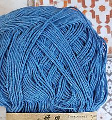 Вивчари Этно-коттон 1200, цвет 028 насыщенный синий