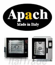 Пароконвектомати Apach (Італія)