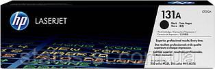 Заправка картриджа HP 131A black CF210A для принтера LJ Pro MFP M276n, M276nw, M251n в Киеве