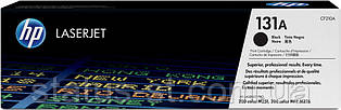 Заправка картриджа HP 131A black CF210A для принтера LJ Pro MFP M276n, M276nw, M251n в Києві