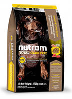 Корм NUTRAM (Нутрам) Total GF MINI Turkey Chiken Duck холистик для собак мелких пород (3 вида птицы), 2,72 кг